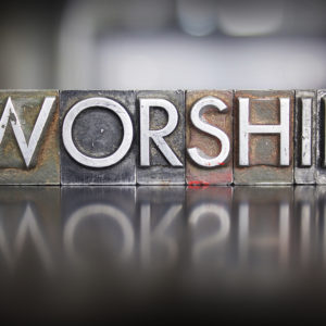 Worship in Our Words