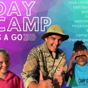 "National ""Pray for Camp"" Day – Sunday, May 31, 2020"